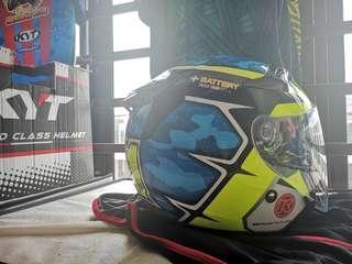 Helmet KYT alex espargo