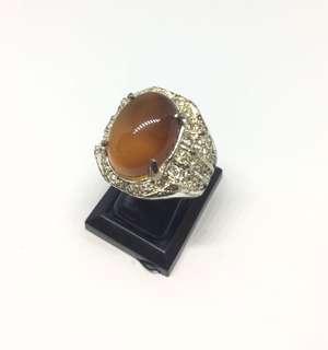 Batu pertama Orange asli 100%