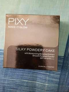 Pixy Make It Glow Silky Powder Cake