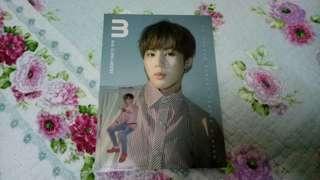 Ha Sungwoon NWY postcard & photocard set