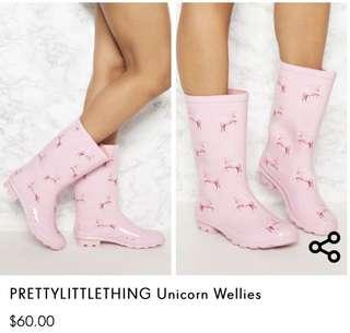 Pretty Little Thing Gumboots