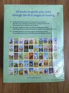🔥SALE - Usborne My First Reading Library