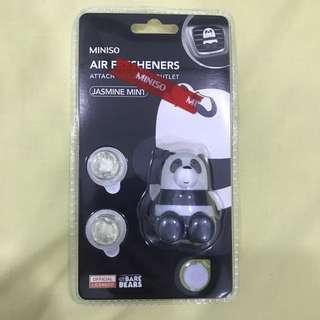 Car Air Freshener We Bare Bears