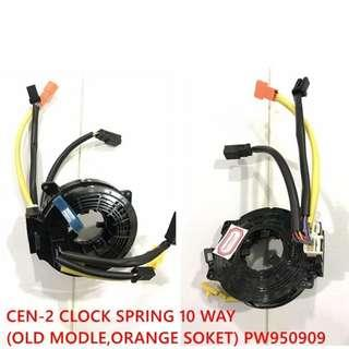 saga/blm/myvi clock spring