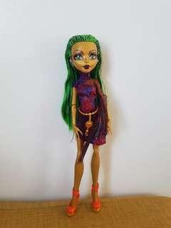 Jinafire Long Monster High Doll Travel Scaris with Accessories