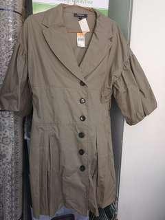Stylo puffed hand jacket