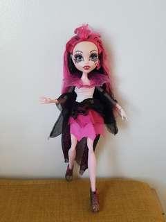 Draculaura Ghouls Rule Monster High Doll
