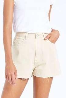 Zulu and zephyr sandy denim shorts