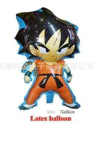 Goku Dragon Ball Z 🎈 Foil Balloon