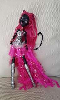 Monster High Doll Catty Noir