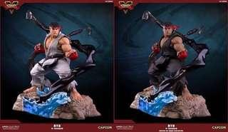 PCS V-Trigger Street Fighter Ryu Set 1:6 Statues