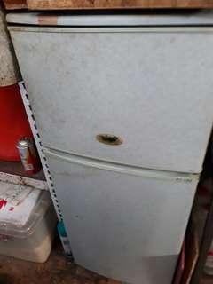 東元冰箱小鮮綠