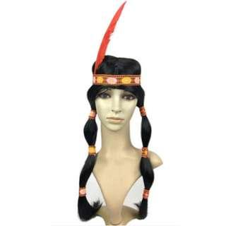 Wild Wild West Red Indian Native American Accessories Weapons Rental