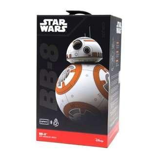 Star Wars 星際大戰 BB-8  遙控機器人 玩具 (全新) 冇拆包裝 HKTV賣緊$ 859.00