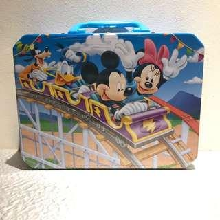 Thai airways lunch box