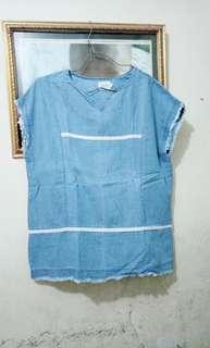 Shirt denim gaudi