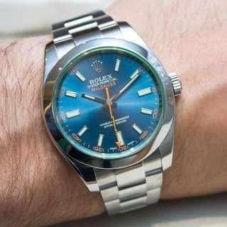 Rolex Milgauss 40mm