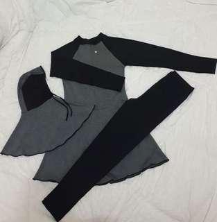 Swimming suit full set