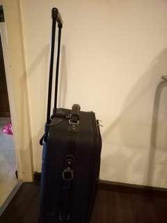 "22"" two wheels cabinet luggage"