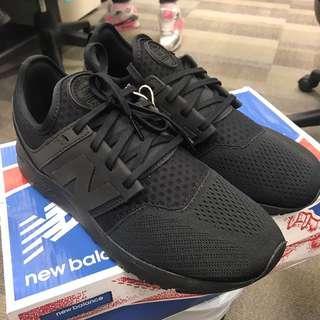 New Balance 247 黑色波鞋