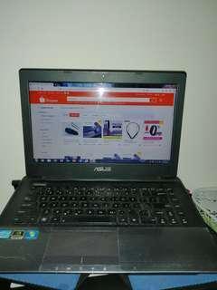 asus laptop intel core I7 3rd gen