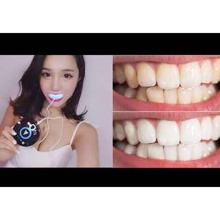 #dec50 Free postage!!Teeth whitening vialia whitener