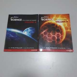 all about science textbook