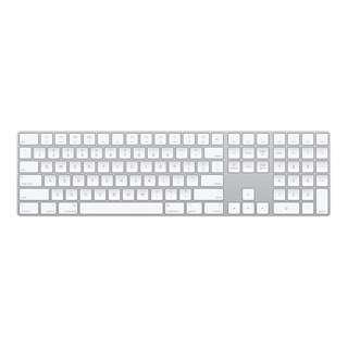 Apple 蘋果 Magic Keyboard 100% new & real, 冇開封 全新 (官網$999) 配備數字鍵盤 - 美式英文 - 銀色