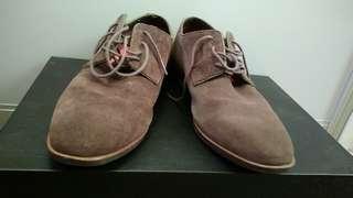 Authentic Rockport Men's Suede Shoes