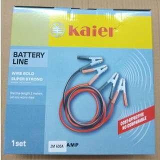 Jump Start Cable 600AMP