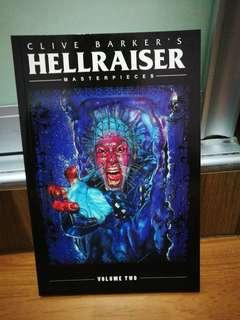 Clive barkers hellraiser masterpieces volume 2
