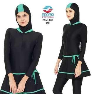 Swimming dress full set