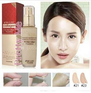 3W Clinic Collagen Foundation (50ml)