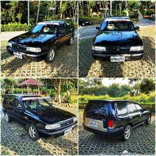 自售 日產nrv轎式五門旅行車