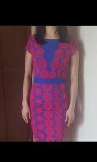 Fusia Dress & Premium Top (2 items)
