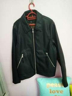 New!!! H&M Leather Jacket