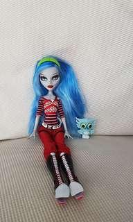 MONSTER HIGH Doll Ghoulia Yelps