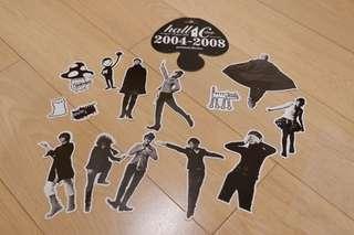 Hocc sticker 何韻詩貼紙