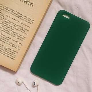 6plus/6splus Moss Green case
