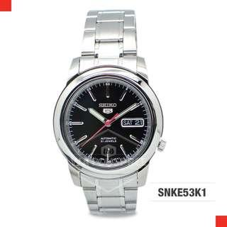 FREE DELIVERY *SEIKO GENUINE* SNKE53K1 100% Authentic with 1 Year Warranty!