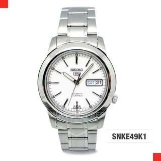 FREE DELIVERY *SEIKO GENUINE* SNKE49K1 100% Authentic with 1 Year Warranty!