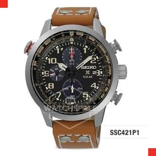FREE DELIVERY *SEIKO GENUINE* SSC421P1 100% Authentic with 1 Year Warranty!