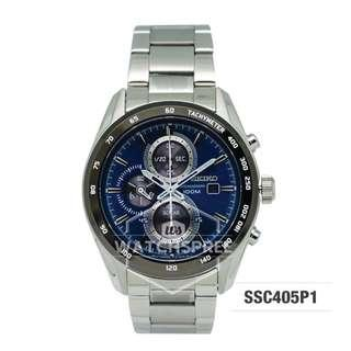 FREE DELIVERY *SEIKO GENUINE* SSC405P1 100% Authentic with 1 Year Warranty!