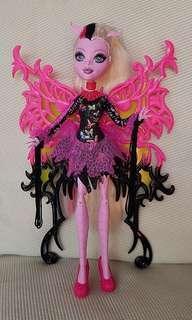 MONSTER HIGH Freaky Fusion Bonita Femur Doll