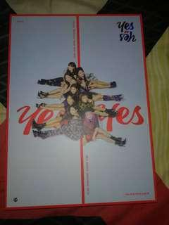 [WTS] Twice Yes Or Yes unsealed album