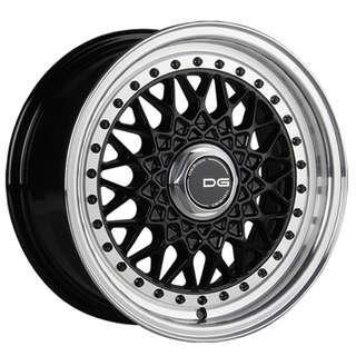 18吋鋁圈 翔威DG現貨 型號R60 5/108 三色現貨 福特/VOLVO專用規格 因為我鋁圈多 想要什麼鋁圈僅管問