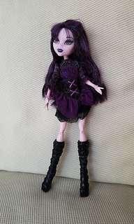 Monster High Howlywood Elissabat Doll