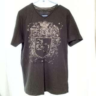 Graphic Tee, XL