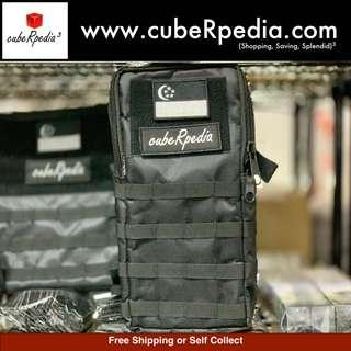 Customised Tactical Battery Bag 34 x 15 x 7cm