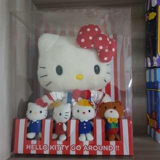 Hello Kitty Plush Toy (Hello Kitty Go Around)